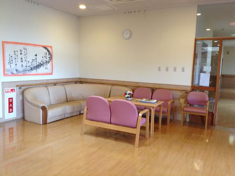 レクリエーション室談話スペース