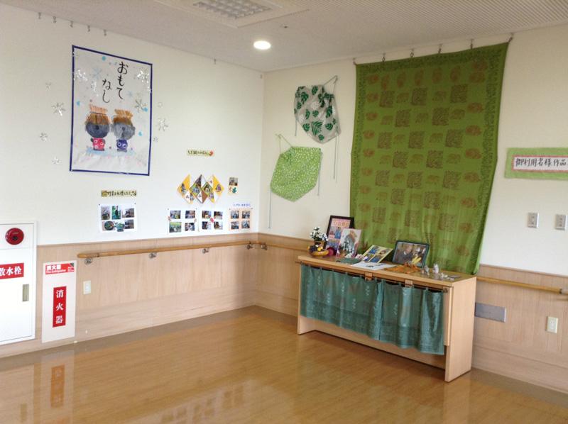 レクリエーション室